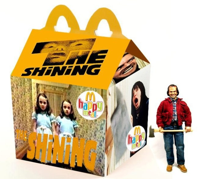 If Happy Meals Toys Were Based on Our Fave Cult Movies - Digital Art Mix