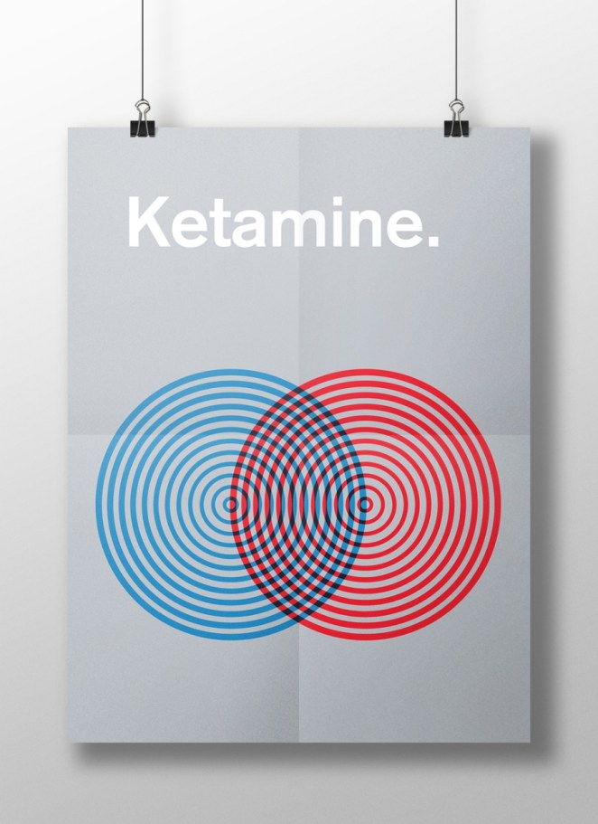 This is Your Brain on Drugs - Minimalist Drug Posters - Digital Art Mix
