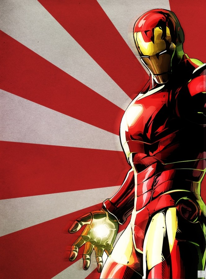 20 Awesome Marvel Superheroes Artworks - Digital Art Mix