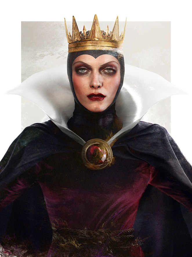 What Disney Villains May Look Like in Real Life - Digital Art Mix