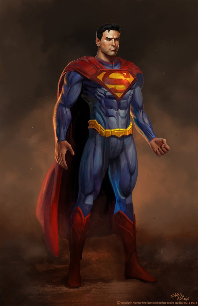 20 Awesome DC Comics Superheroes Artworks - Sublime99