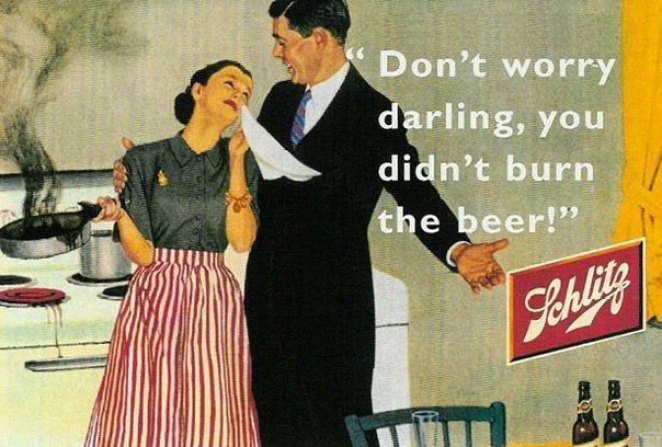 Outrageous Vintage Adverts That Would Be Banned Today - Design Mash
