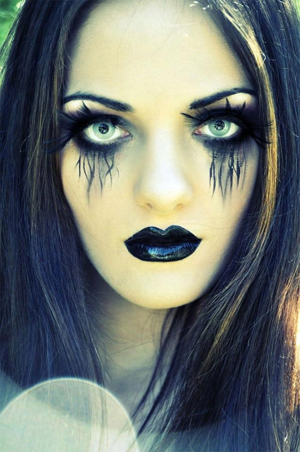 Awesome Halloween and Horror Makeup