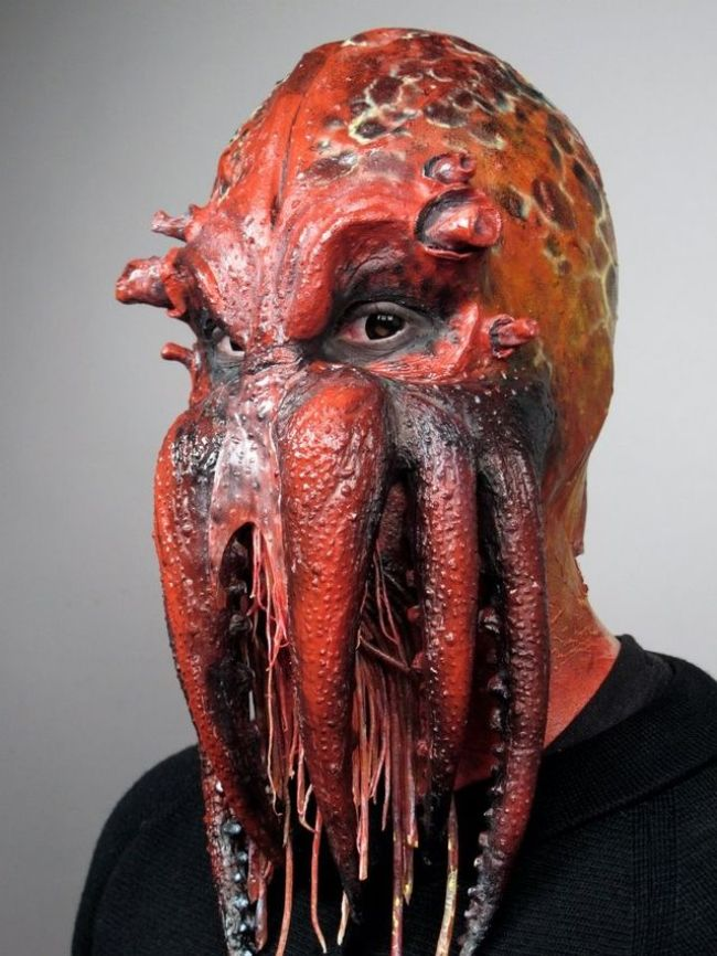 35 Crazy Halloween Costumes Makeup Ideas