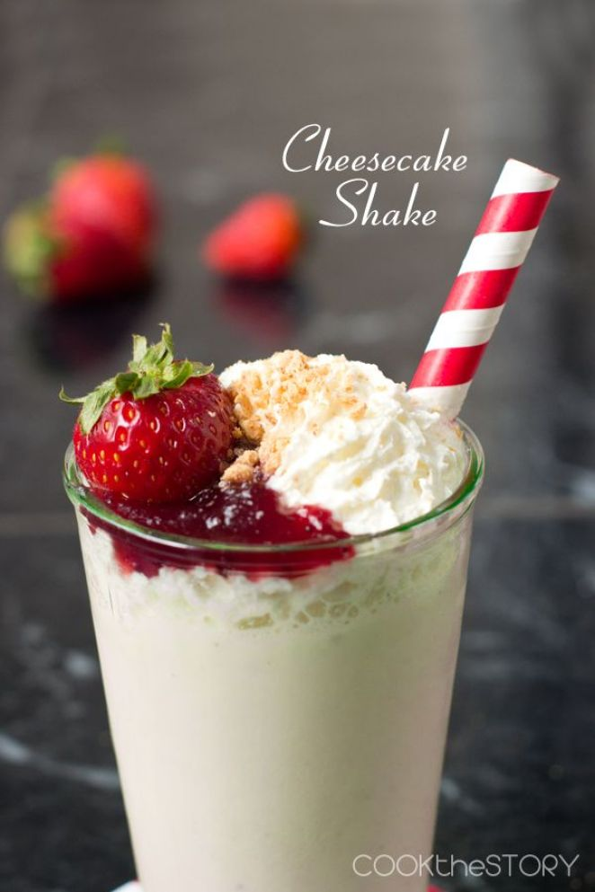 26 Delicious Milkshake Recipes - Girly Design Blog