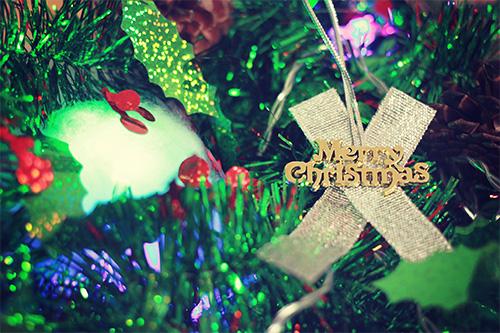 「クリスマスツリー」「文字アート」などがテーマのフリー写真画像