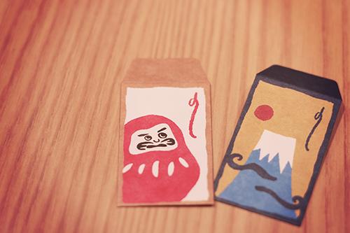 「お年玉」「冬」「和」などがテーマのフリー写真画像