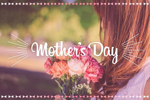 「母の日」などがテーマのフリー写真画像