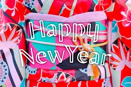 写真スタンプ:『HAPPY NEW YEAR』その21
