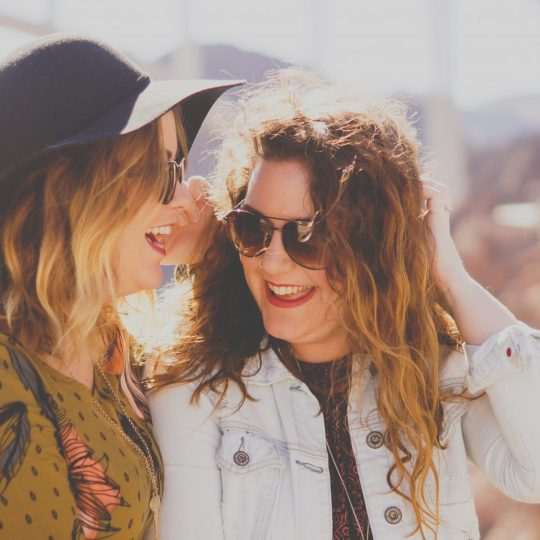 40 Sweet Little Things Girls Do For Each Other
