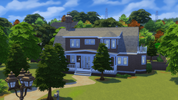 Country Chic Redesign house