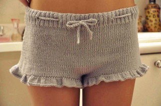 """Gorgeous Shorties"" Ruffle Shorts with Drawstring"