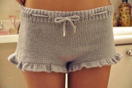 """Gorgeous Shorties"" Ruffle Shorts with Drawstring"