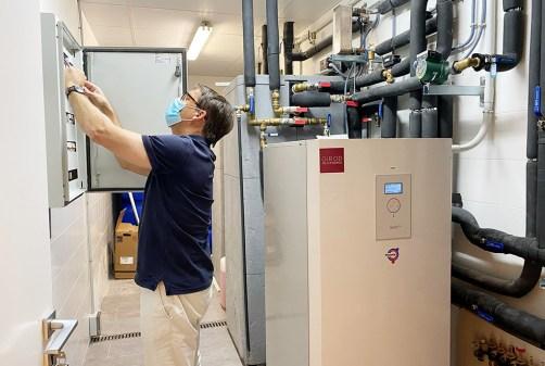 Técnico en instalación de geotermia en Aravaca