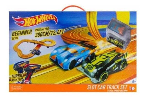 Pista Hot Wheels - Scalextric - Producto