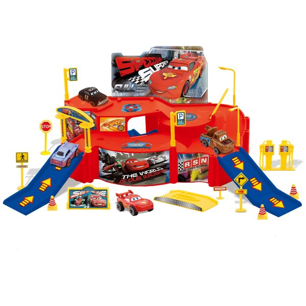 Cars - Garage - DT - Producto
