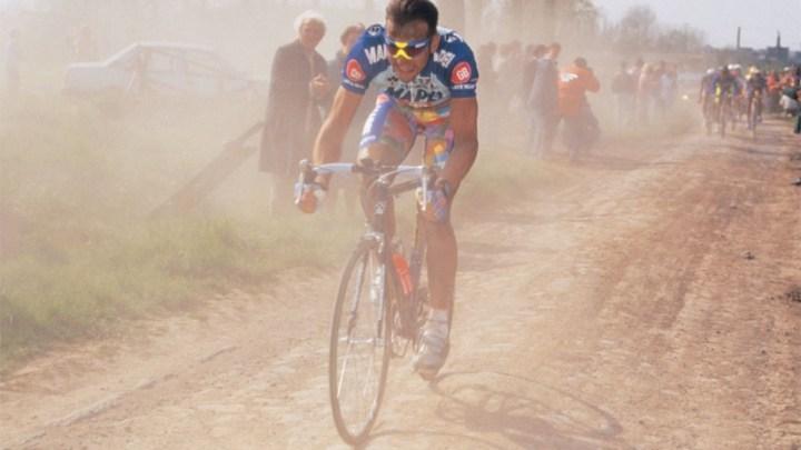 Fortunato è stato chi ha visto le Parigi-Roubaix di Franco Ballerini