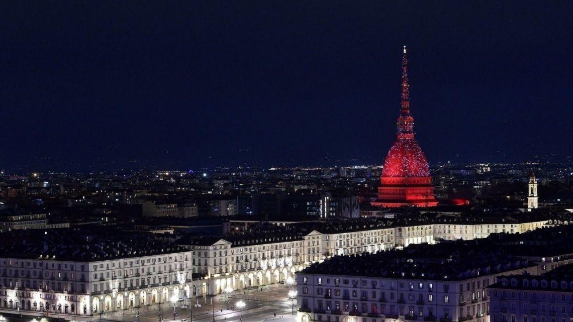 Il Giro d'Italia a Torino è un anniversario