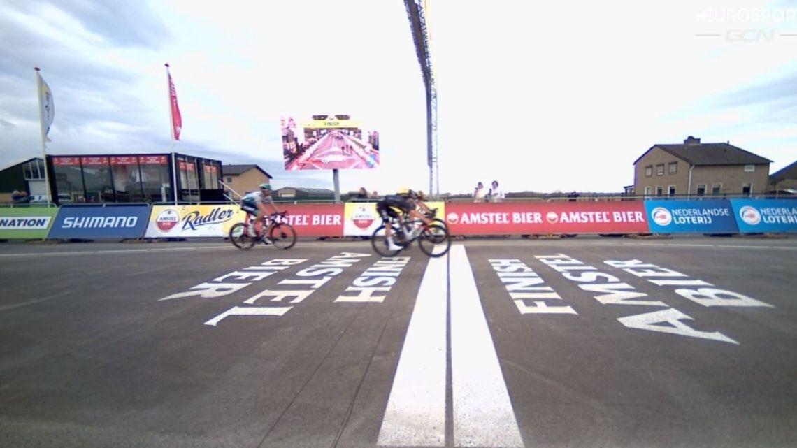 Van Aert, Pidcock e I dimenticati dell'Amstel