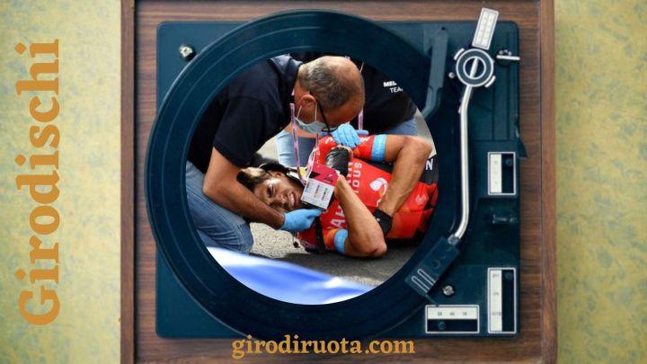 Giro d'Italia – Il sogno andato a male di Landa