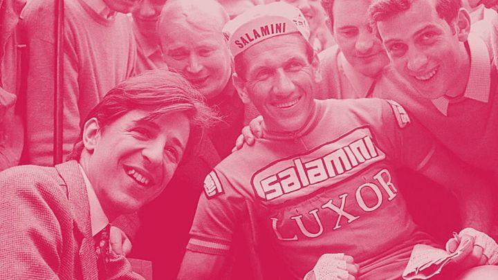 Quando il Giro d'Italia si fischietta