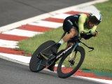 Primoz Roglic ha vinto l'oro nella cronometro a Tokyo 2020