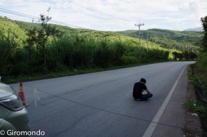 Luang Namtha (3)-arret-route