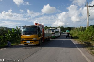 Luang Namtha (4)-arret-route