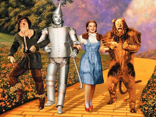 Personagens de O mágico de Oz