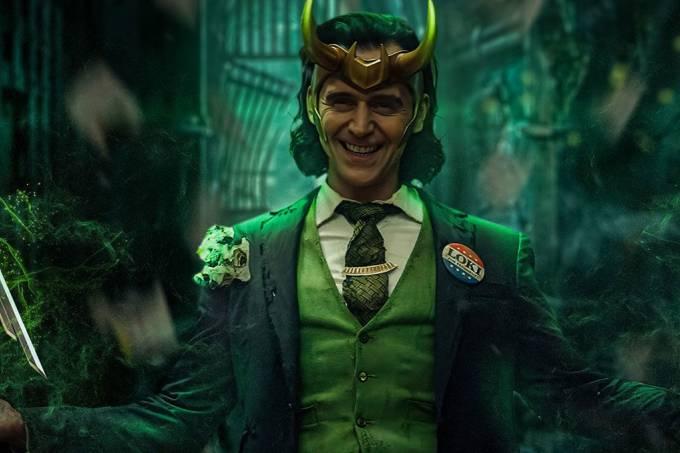 Loki estreia hoje no Disney+