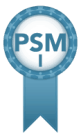 PSM I Badge