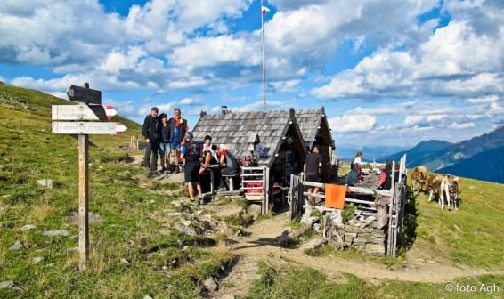 "Rifugio ""Schuster Hütte"" in Val d'Ultimo"
