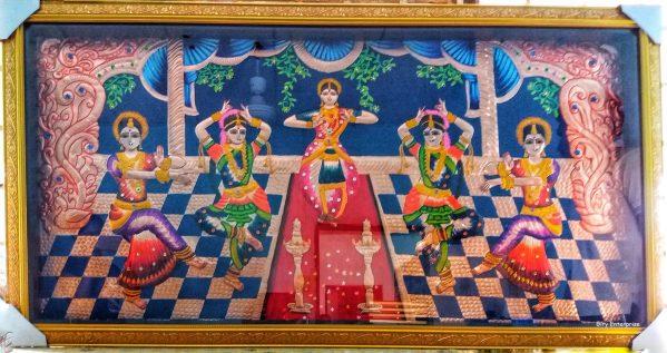 Bharatanatyam Girls