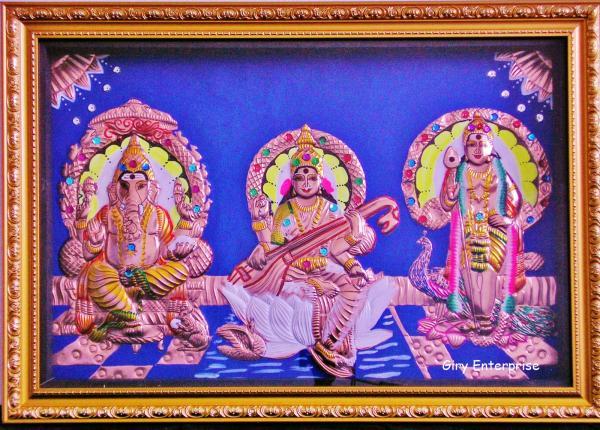 Vinayagar Saraswathi Murugan