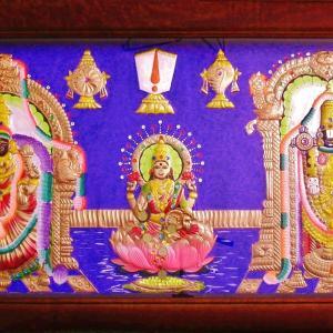 Alamelu Mangai Lakshmi Venkatachalapathi