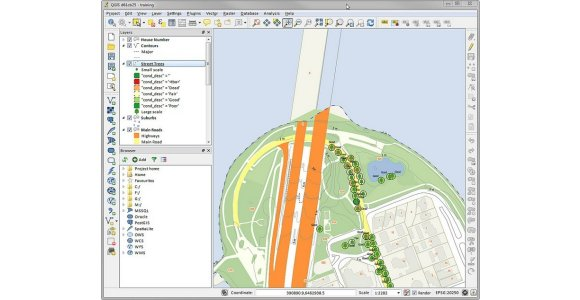 qgis interface