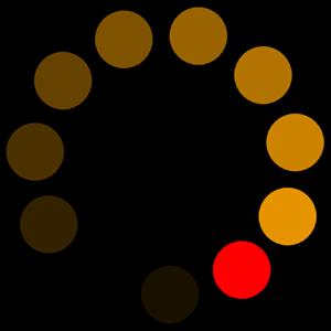 Индикатор загрузки (progress bar) для WPF - Gis4All