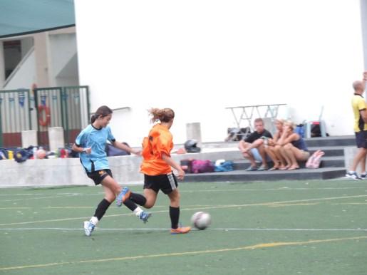 ISAC Girls Football 1