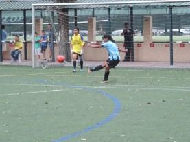 ISAC Girls Football 2