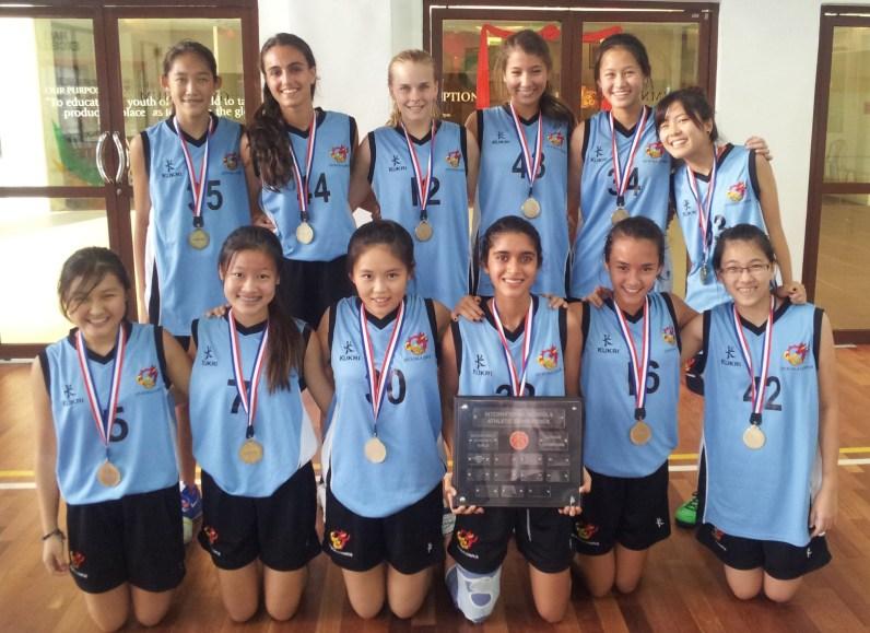 U15 Girls ISAC Final 2014