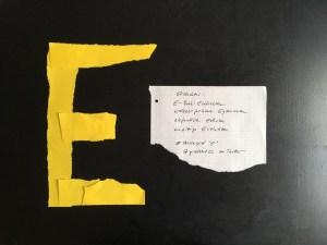 """Giselheid Schulz-Ëberlin, Autorin, Eigen-Sinn-Coach, Lebensbegleitung, Poesiespiel """"E"""""""