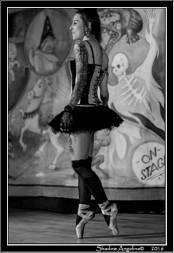 Gisella Rose | Southern Sideshow Hootenanny 2016