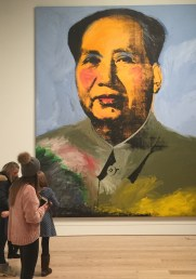 Andy Warhol's Mao, The Whitney