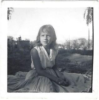 Giselle, Aged 9