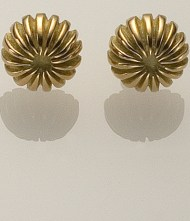Ear Studs in 18k Special Yellow