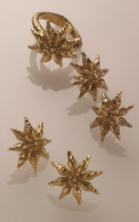 Star Anise Suite, 18k Rose