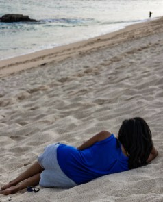 Girl on the Beach, Cabo San Lucas