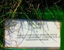 Bruce Lundvall Gravesite