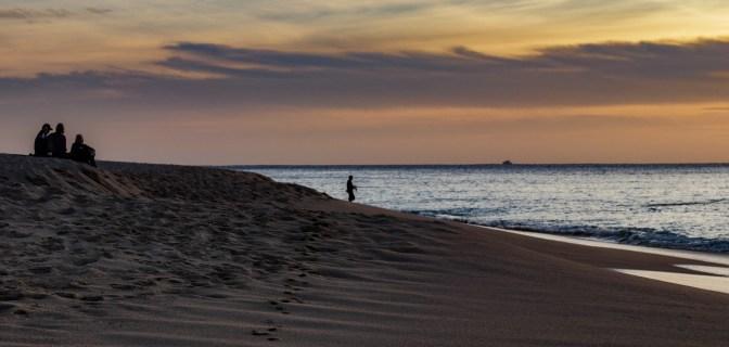 Fisherman at Twilight, Cabo San Lucas