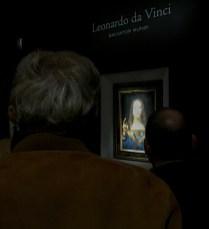 Salvator Mundi, Christie's NC